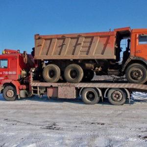 перевозка грузовиков
