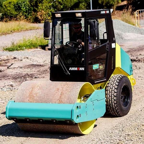 AMMANN ASC50D-5 тонн